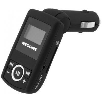 Трансмиттер FM Neoline Splash FM черный (SPLASH FM)