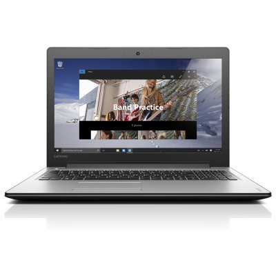 Ноутбук Lenovo IdeaPad 310 (80SM00VQRK) (80SM00VQRK)Ноутбуки Lenovo<br>Lenovo IdeaPad 310 15,6 HD/Intel i3-6100U/4Gb/500Gb/G920MX 2Gb/DVD-RW/WiFi/BT/Windows 10/Silver<br>