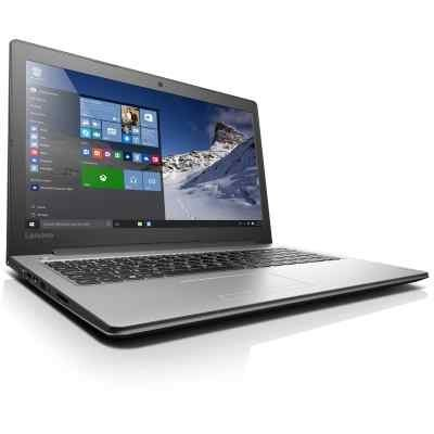 Ноутбук Lenovo 310-15IKB (80TV01CMRK) (80TV01CMRK)Ноутбуки Lenovo<br>Lenovo 310-15IKB/ 15,6 FHD (AG) / I7-7500U/ 8Гб / 1TB / G920MX 2G/ noDVD/ WiFi+BT/ W10/ Серебристый<br>