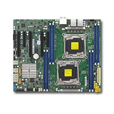 Материнская плата сервера SuperMicro MBD-X10DAL-I-O (MBD-X10DAL-I-O) материнская плата серверная