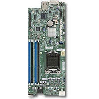 Материнская плата сервера SuperMicro MBD-X10SLE-F-P (MBD-X10SLE-F-P) материнская плата серверная