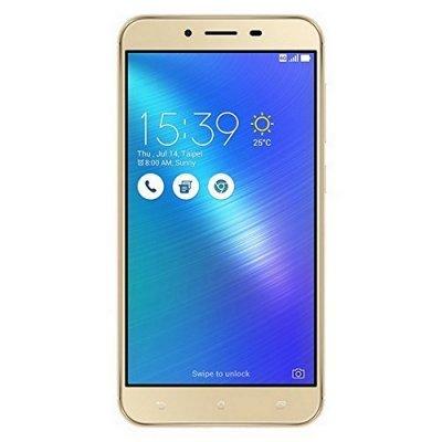 Смартфон ASUS ZenFone 3 Max ZC553KL 32Gb золотистый (90AX00D1-M00270) сотовый телефон asus zenfone 3 max zc553kl 32gb pink