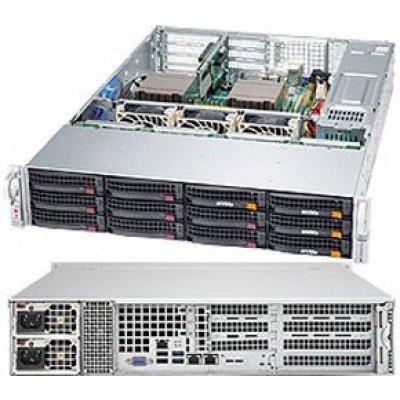 Серверная платформа SuperMicro SYS-6028R-TDWNR (SYS-6028R-TDWNR)