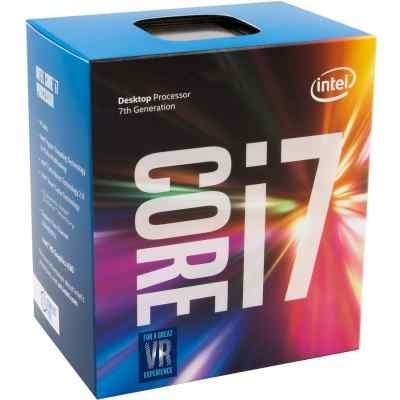 Процессор Intel Core i7-7700 Kaby Lake (3600MHz, LGA1151, L3 8192Kb) BOX (BX80677I77700  S R338) процессор intel core i5 7400 kaby lake 3 0ghz 6mb lga1151 box