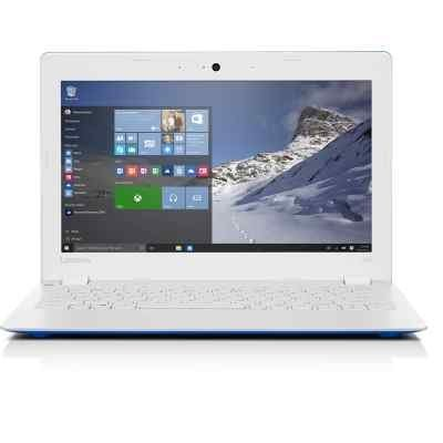 Ноутбук Lenovo IdeaPad 100s-11 (80R200EGRK) (80R200EGRK)Ноутбуки Lenovo<br>Lenovo IdeaPad 100s-11 Z3735F 2Gb SSD 64Gb Intel HD Graphics 11,6 HD BT Cam 2200мАч Win10 Синий 80R200EGRK<br>
