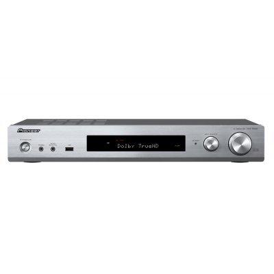AV-Ресивер Pioneer VSX-S520-S серебристый (VSX-S520-S), арт: 259815 -  AV-Ресиверы Pioneer