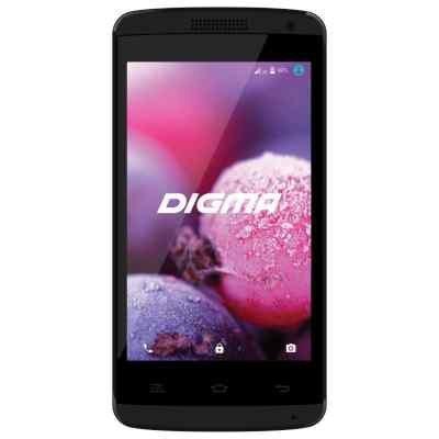 Смартфон Digma A401 3G Linx 4Gb черный (LT4018PG black) digma vox s502 3g