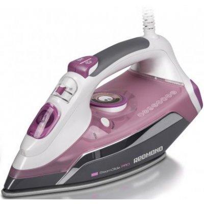 Утюг Redmond RI-C233 фиолетовый/серый (RI-C233) redmond ri c244 pink утюг