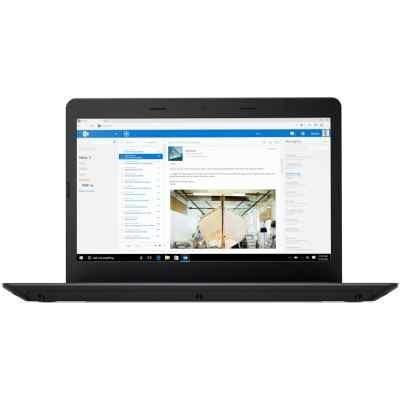 Ноутбук Lenovo ThinkPad EDGE E470 (20H1S00K00) (20H1S00K00)Ноутбуки Lenovo<br>ThinkPad EDGE E470 14 FHD(1920x1080)IPS, i5-7200U(2,50GHz), 8Gb DDR4, 256Gb SSD, NVIDIA&amp;#174; GeForce&amp;#174; 940MX 2GB,no DVD, WWANnone,BT,WiFi,camera,6 cell, WIN10 SL,1,8kg, black 1y. Carry in<br>