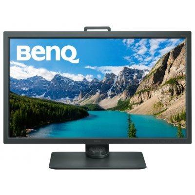 Монитор BenQ 31,5 SW320 (9H.LFVLB.QBE) монитор жк benq ex3501r 35 черный