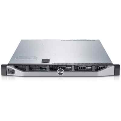 Сервер Dell PowerEdge R320 (210-ACCX-335) (210-ACCX-335)Серверы Dell<br>Dell PowerEdge R320 E5-2407v2 (2.4GHz) 4C, 8GB (1x8GB) 1600MHz RDIMM, no HDD (up to 8x2,5 HotPlug), PERC H310 (RAID 0-50), DVD+/-RW, BCM5720 DP 1GbE, iDRAC7 Enterprise, PS (1)x 350W (up to RPS), Bezel, Sliding Rack Rails, 3Y NBD<br>