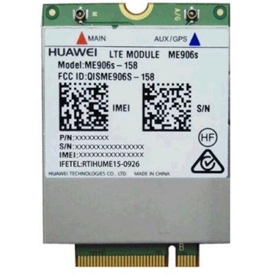3G/4G модем Lenovo ThinkPad HuaWei ME906S 4G LTE Mobile Broadband (4XC0L09013) (4XC0L09013)