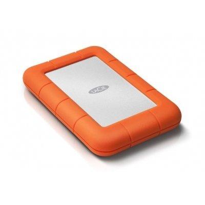 Внешний жесткий диск LaCie STFR2000800 2TB (STFR2000800) съемный жесткий диск lacie rugged usb3 thunderbolt 2tb