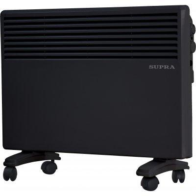 Обогреватель Supra ECS-415 черный (ECS-415 black) конвектор supra ecs 410 1000вт белый