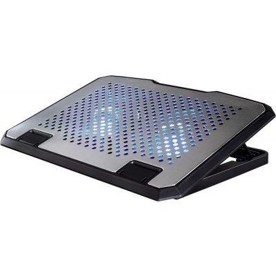 Подставка для ноутбука Hama H-53064 серебристый (53064) подставка для ноутбука hama black edition