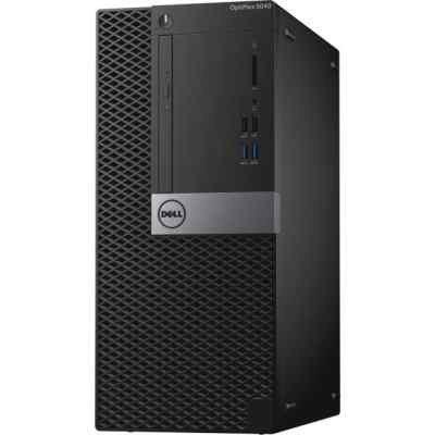 Настольный ПК Dell Optiplex 5040 MT (5040-8449) (5040-8449) dell optiplex 3020