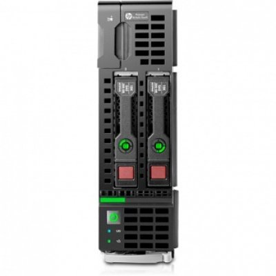 Фото Сервер HP ProLiant BL460c (813193-B21)