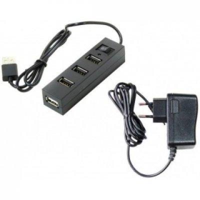 USB концентратор Orient TA-400PS (30149/ 30265)