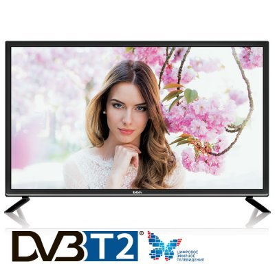 ЖК телевизор BBK 32 32LEM-1031/TS2C черный (32LEM-1031/TS2C)ЖК телевизоры BBK<br>Телевизор LED 32 BBK 32LEM-1031/TS2C черный<br>