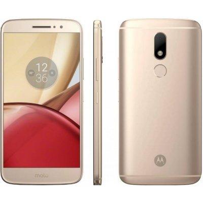 Смартфон Motorola Moto M 32Gb золотистый (PA5D0072RU)Смартфоны Motorola<br>Смартфон Moto M XT1663 DS 5,5(1920x1080) IPS LTE Cam(16/8) MT6750 1.95ГГц(8) (3/32)Гб microSD до 256Гб A6.0 3050мАч Золотистый PA5D0072RU<br>