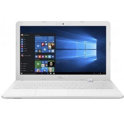 Ноутбук ASUS X540SA (X540SA-XX558T) (X540SA-XX558T)Ноутбуки ASUS<br>Ноутбук ASUS X540SA 15.6 HD, Intel Pentium N3710, 4Gb, 500Gb, DVD-RW, Win10, белый<br>