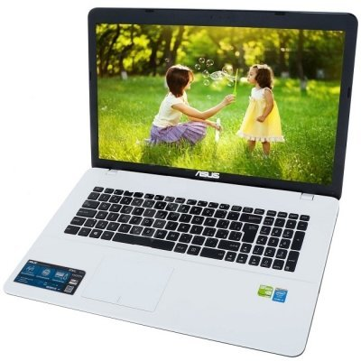 Ноутбук ASUS X751LJ (X751LJ-TY224T) (X751LJ-TY224T)Ноутбуки ASUS<br>Ноутбук ASUS X751LJ 17.3 HD, Intel Core i3-5005U, 4Gb, 1Tb, DVD-RW, NVidia 920M 2Gb, Win10, белый<br>