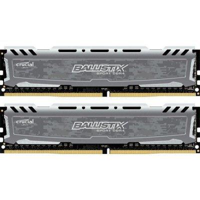 Модуль оперативной памяти ПК Crucial BLS2C8G4D240FSBK 16Gb DDR4 (BLS2C8G4D240FSBK), арт: 260172 -  Модули оперативной памяти ПК Crucial