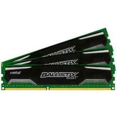 Модуль оперативной памяти ПК Crucial BLS4CP4G3D1609DS1S00BE 16GB DDR3 (BLS4CP4G3D1609DS1S00BEU)Модули оперативной памяти ПК Crucial<br>Модуль памяти 16GB PC12800 DDR3 BLS4CP4G3D1609DS1S00BE CRUCIAL<br>