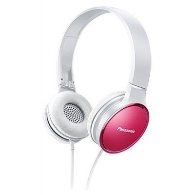 Наушники Panasonic RP-HF300GC белый/красный (RP-HF300GC-P) panasonic rp hf300gc pink