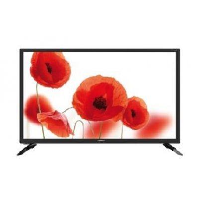 ЖК телевизор Telefunken 23.6 TF-LED24S12T2 (TF-LED24S12T2)ЖК телевизоры Telefunken<br>Телевизор LED Telefunken 23.6 TF-LED24S12T2 черный/HD READY/50Hz/DVB-T/DVB-T2/DVB-C/USB (RUS)<br>