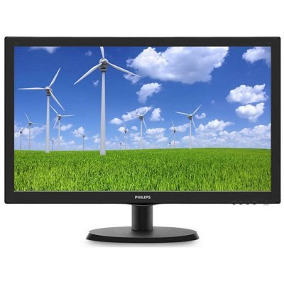 Монитор Philips 21.5 223S5LSB (223S5LSB/00) монитор aoc 21 5 g2260vwq6 g2260vwq6