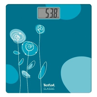Весы Tefal PP1115 голубой (2100094625)