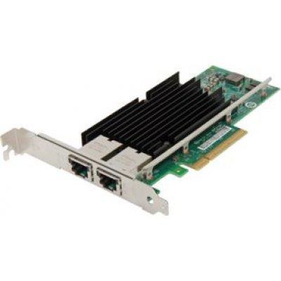 Сетевая карта для сервера Dell X540 DP 10Gb BT + i350 DP 1Gb (540-11137-1) (540-11137-1) адаптер dell x710 intel dual port 10gb sfp 540 bbiv