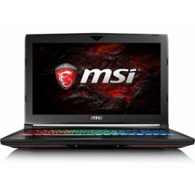 Ноутбук MSI GT62VR 7RE-275RU Dominator Pro (9S7-16L231-275) (9S7-16L231-275)Ноутбуки MSI<br>MSI GT62VR 7RE-275RU Dominator Pro  i7-7700HQ 16Gb 1Tb + SSD 256Gb nV GTX1070 8Gb 15,6 FHD BT Cam 7800мАч Win10 Черный<br>