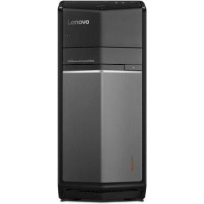 Настольный ПК Lenovo IdeaCentre 710-25ISH MT (90FB003QRS) (90FB003QRS)Настольные ПК Lenovo<br>ПК Lenovo IdeaCentre 710-25ISH MT i5 6400/16Gb/1Tb 7.2k/SSD8Gb/GTX960 2Gb/DVDRW/Windows 10 64/черный<br>