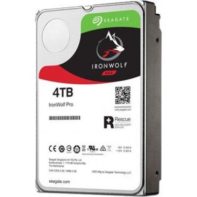 Жесткий диск серверный Seagate ST4000NE0025 4Tb (ST4000NE0025)Жесткие диски серверные Seagate<br>Жесткий диск Seagate Original SATA-III 4Tb ST4000NE0025 Ironwolf Pro (7200rpm) 128Mb 3.5<br>