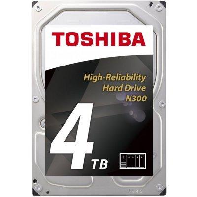 Жесткий диск серверный Toshiba HDWQ140EZSTA 4Tb (HDWQ140EZSTA) внешний жесткий диск lacie stet2000400 porsche design 2tb серебристый stet2000400