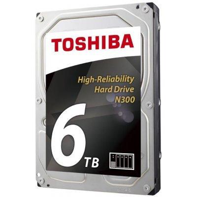 Жесткий диск серверный Toshiba HDWN160EZSTA 6Tb (HDWN160EZSTA) жесткий диск серверный