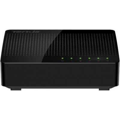 Коммутатор TENDA SG105 (SG105)Коммутаторы TENDA<br>Коммутатор Tenda SG105 5-портовый коммутатор Gigabit Ethernet<br>