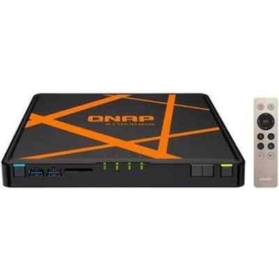 Рэковое сетевое хранилище (Rack NAS) Qnap TBS-453A-8G (TBS-453A-8G) рэковое сетевое хранилище rack nas lenovo e1012 64111b2