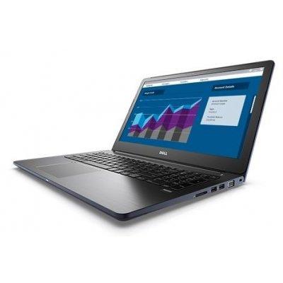 Ноутбук Dell Vostro 5568 (5568-8043) (5568-8043)Ноутбуки Dell<br>Vostro 5568i5-7200U (2,5GHz)15,6&amp;amp;#039;&amp;amp;#039; FullHD Antiglare8GB (1x8GB) DDR4256GB SSDIntel HD 6203 cell (42 WHr)1 year NBDLinux<br>