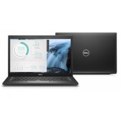 Ноутбук Dell Latitude 7480 (7480-8685) (7480-8685)Ноутбуки Dell<br>Latitude 7480i7-7600U (2,8GHz)14,0 QHD (2560x1440) IPS Touch8GB (1x8GB) DDR4512GB SSDIntel HD 6204 cell (60Wh)3 years NBDW10 Pro 64<br>