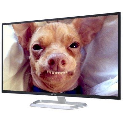 Монитор Acer 31.5 EB321HQUAWIDP (UM.JE1EE.A01)Мониторы Acer<br>МОНИТОР 31.5 Acer EB321HQUAWIDP Black (IPS, LED, Wide, 2560х1440, 4ms, 178°/178°, 300 cd/m, 100`000`000:1, +DVI, +DP, +HDMI, +USB, )<br>