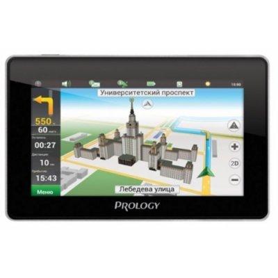 Навигатор GPS Prology IMAP-4800 (IMAP-4800) автомобильный радар prology iscan 3010