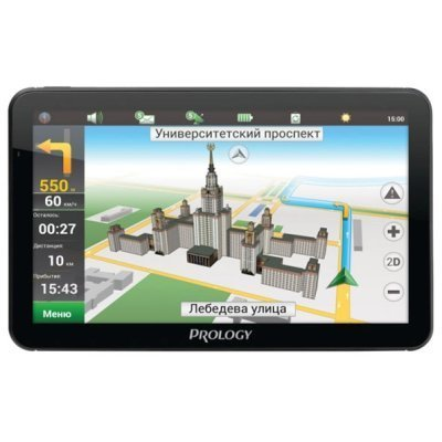 Навигатор GPS Prology IMAP-7700 (IMAP-7700) автомобильный радар prology iscan 3010