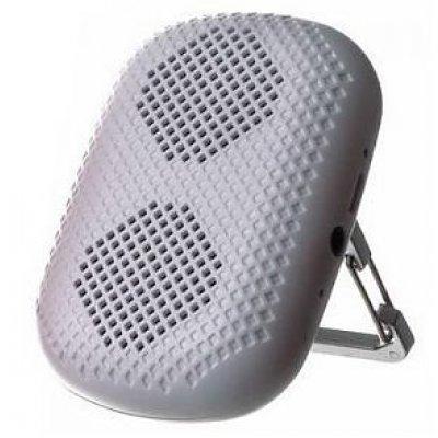Портативная акустика HARPER PS-041 белый (H00000473)Портативная акустика HARPER<br>Беспроводная BT-Колонка HARPER PS-041 White (Bluetooth/до 7 часов/2 Вт/микрофон)<br>
