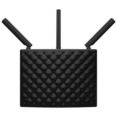 Wi-Fi роутер TENDA AC15 (AC15), арт: 260671 -  Wi-Fi роутеры TENDA