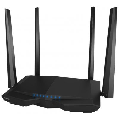 Wi-Fi роутер TENDA AC6 (AC6), арт: 260672 -  Wi-Fi роутеры TENDA