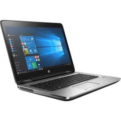 Ноутбук HP Probook 640 G3 (Z2W40EA) (Z2W40EA)Ноутбуки HP<br>HP Probook 640 G3 UMA i7-7600U 640 / 14 FHD AG SVA / 8GB 1D DDR4 / 256GB Turbo G2 TLC / W10p64 / DVD+-RW / 1yw / kbd TP / Intel 8265 AC 2x2+BT 4.2 / vPro / FPR / No NFC<br>