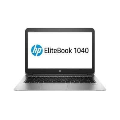 Ультрабук HP Elitebook 1040 G3 (V1A87EA) (V1A87EA)Ультрабуки HP<br>HP Elitebook 1040 G3 UMA i5-6200U 8GB 1040 / 14 FHD SVA AG / 128GB TLC / W10p64 / 1yw / Extend 3yw / Webcam / Clickpad Backlit / Intel 8260 AC 2x2+BT 4.2 / DIB Dock RJ45-VGA Adapt / NFC<br>